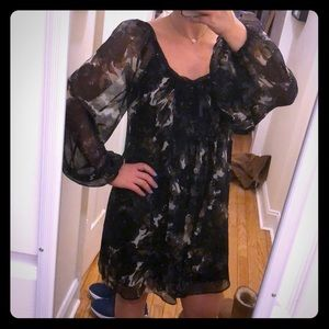 PRICE DEOP GORGEOUS Tracy Reese silk dress
